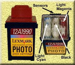 Lexmark ink refill instructions