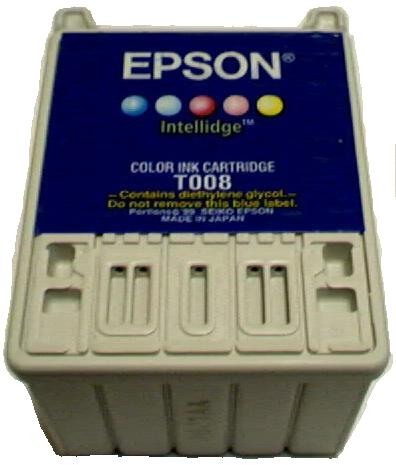 Epson ink refill instructions