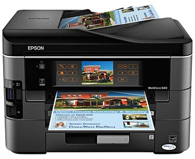 few dollars more for a good printer epson workforce 840