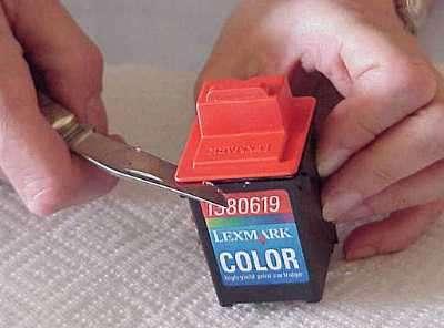 ink cartridge refill instructions